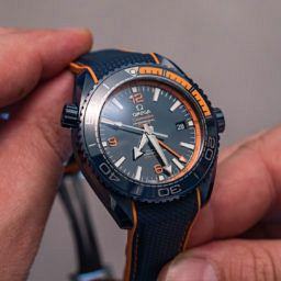 """HANDS-ON: The Omega Seamaster Planet Ocean """"Big Blue"""" lives up to its name"""