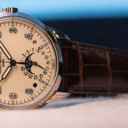 HANDS-ON: The Patek Philippe ref. 5320G Perpetual Calendar