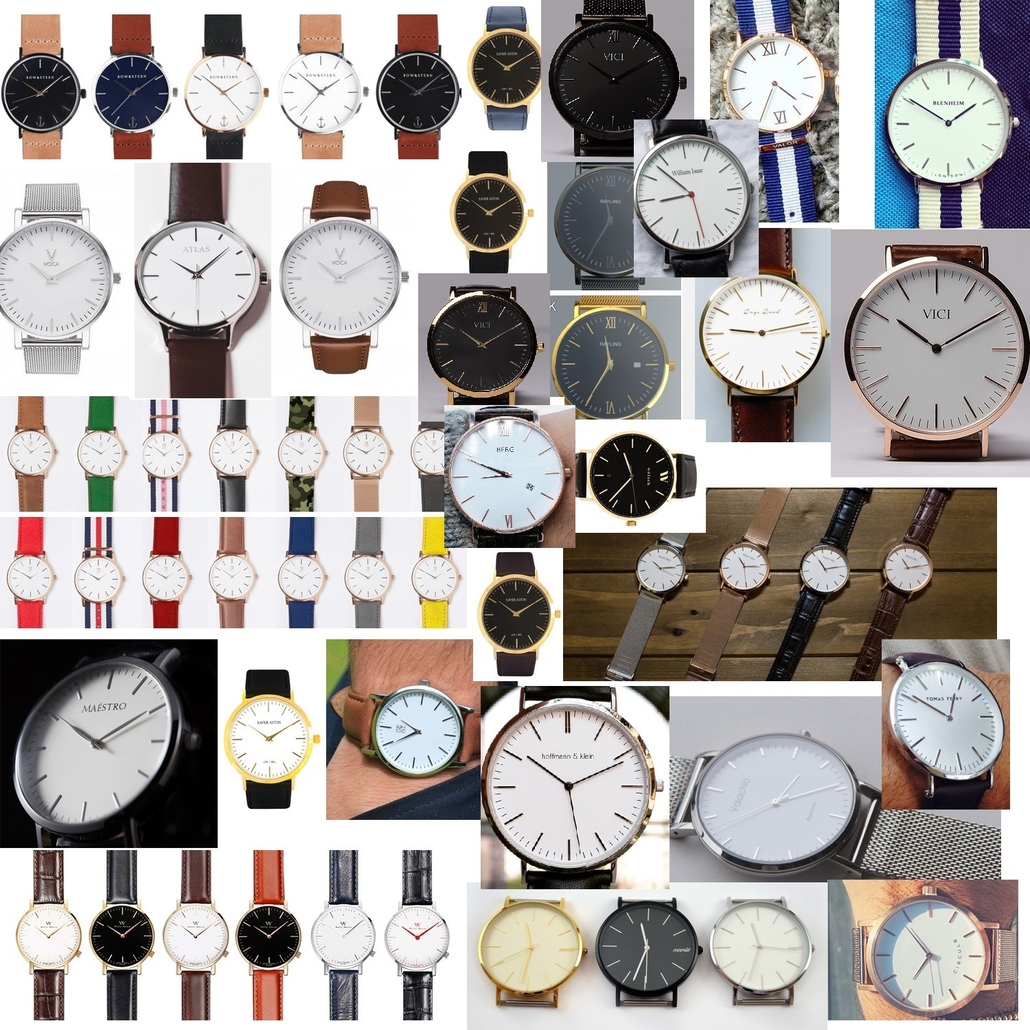 how to start your own watch company