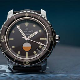 Blancpain dive watch