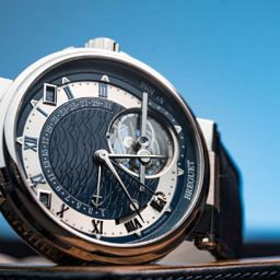 VIDEO: 3 outstanding Breguet watches from Basel 2017, including the incredible Marine Équation Marchante