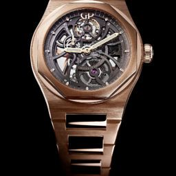 INTRODUCING: When less is more – the Girard-Perregaux Laureato Skeleton