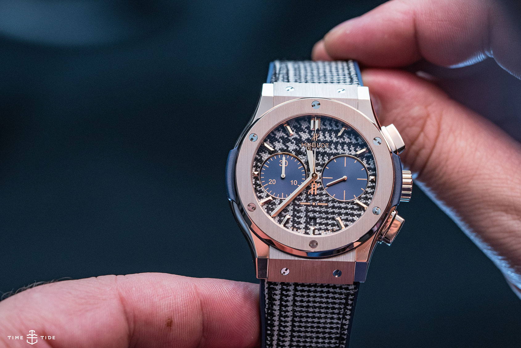Hublot Classic Fusion Italia Independent – Hands-on Review