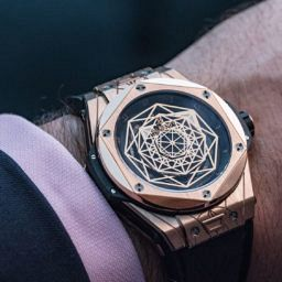VIDEO: The Big Bang, but not as you know it – Hublot's Sang Bleu in King Gold