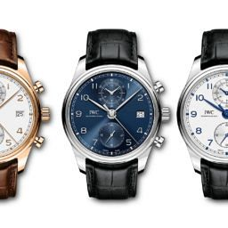 INTRODUCING: The IWC Portugieser Chronograph Classic lives up to its name