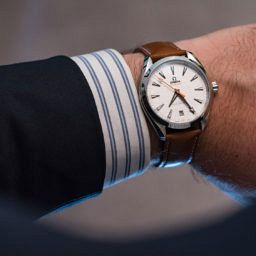 VIDEO: Omega's Seamaster Aqua Terra 150m gets a meaningful makeover