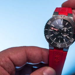 INTRODUCING: A different kind of dive watch – the Oris Regulateur 'Der Meistertaucher'