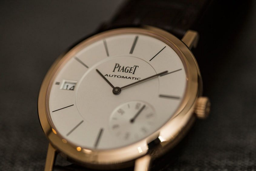 Piaget Altiplano 40mm Ultra-Thin date