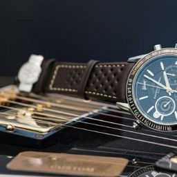 HANDS-ON: The Raymond Weil Freelancer 'Gibson Les Paul' strikes a chord