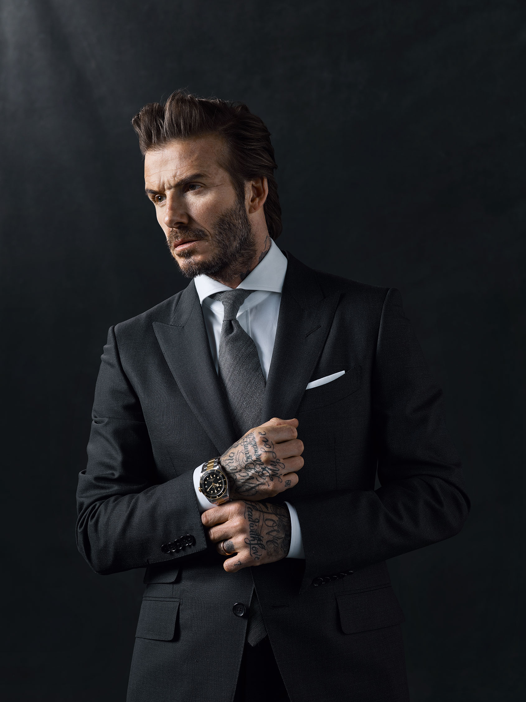 News Tudor Announces David Beckham As New Brand Ambassador Time And Tide Watches
