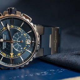 HANDS-ON: Ulysse Nardin's surprise sailing watch – the Marine Regatta