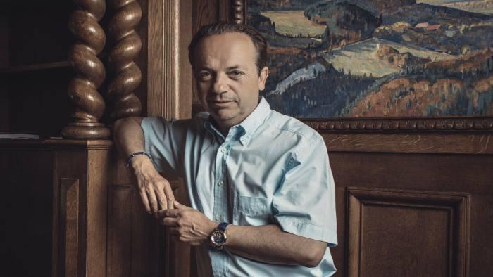 shadow watchmaker Christophe Claret