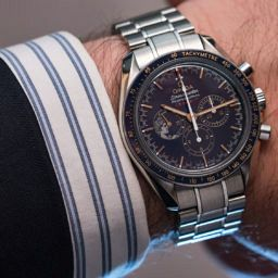 HANDS-ON: The Omega Speedmaster Apollo XVII – a tribute to the last man on the moon