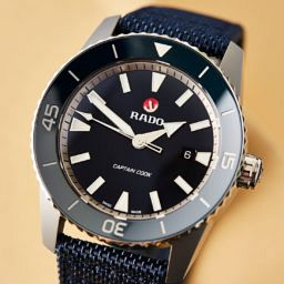 VIDEO: Vintage inspiration in a modern package – the Rado HyperChrome Captain Cook 45mm