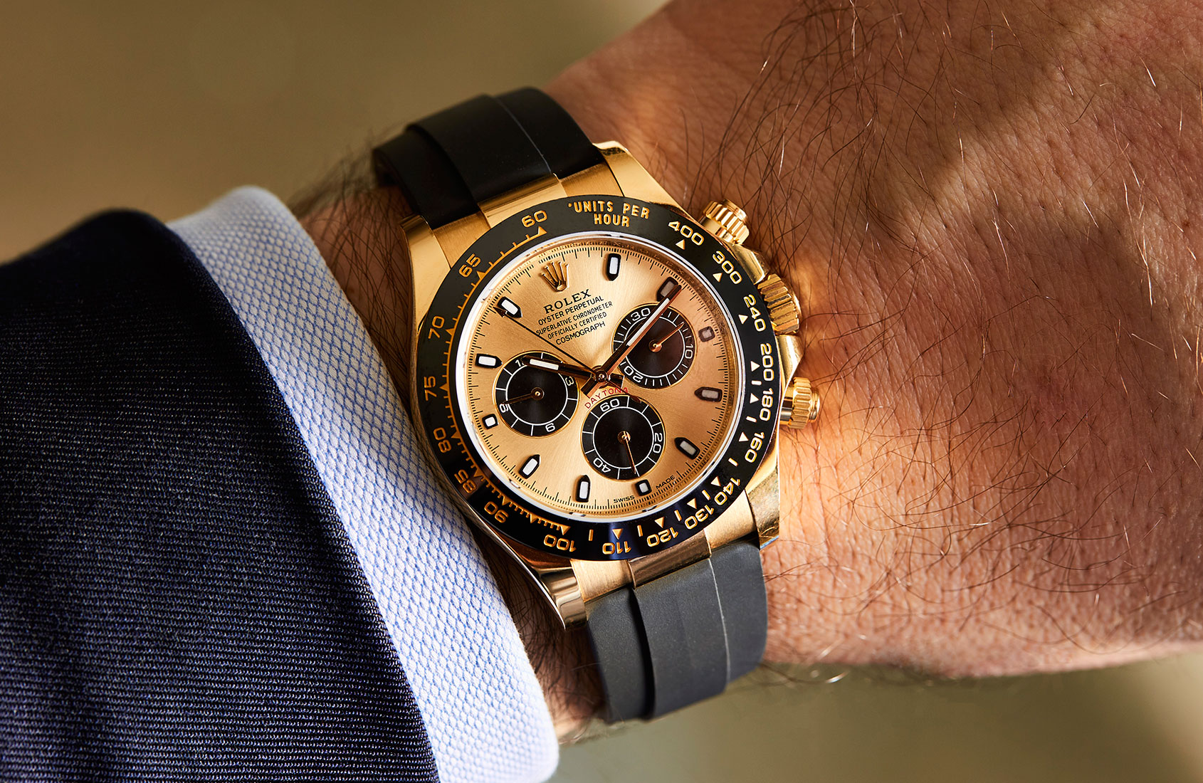 A history of the Rolex Daytona