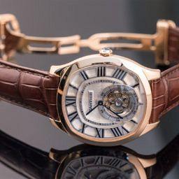 INTRODUCING: The Cartier Drive de Cartier Flying Tourbillon