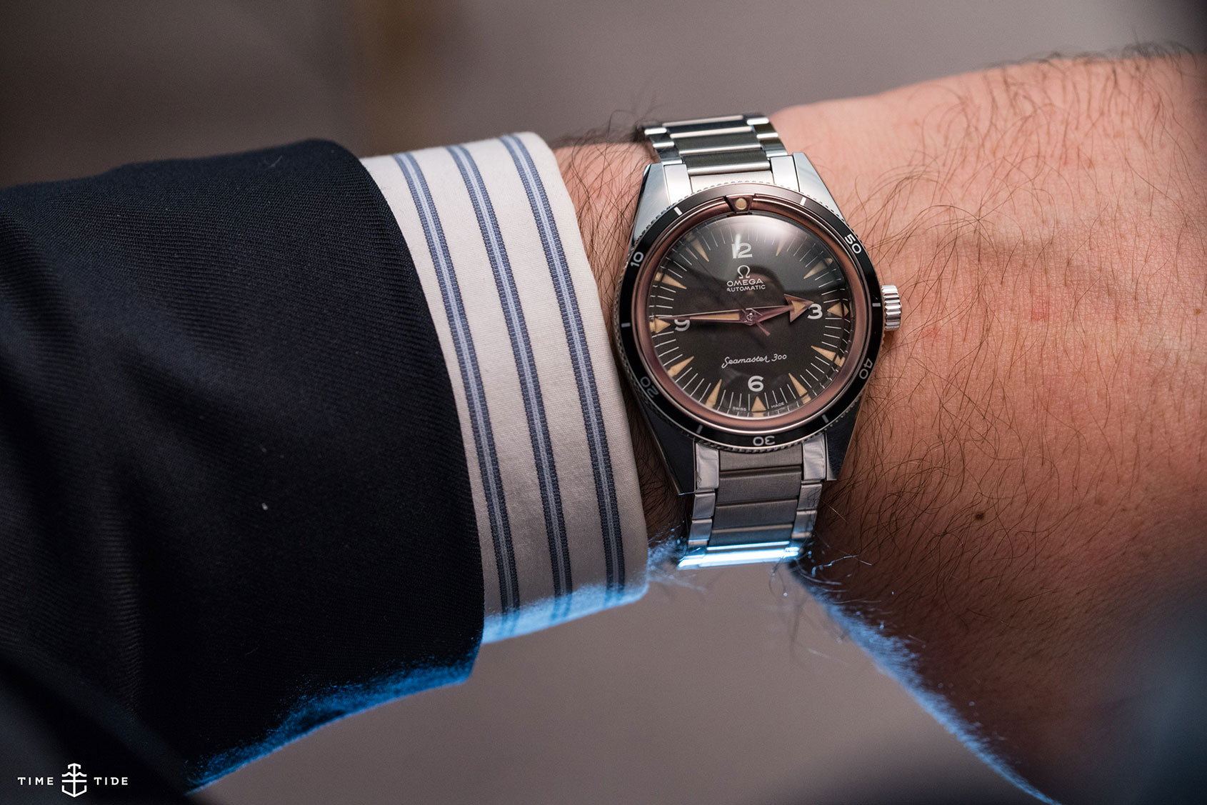 ae42282a332 Because it one-ups anyone with a Seamaster