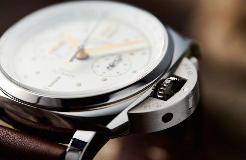 Panerai naval tool watch design