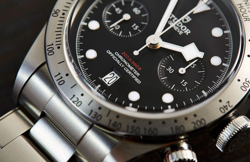 87045fdccd9 EDITOR'S PICK: Tudor's Black Bay Chrono –.greater than the sum of its parts?