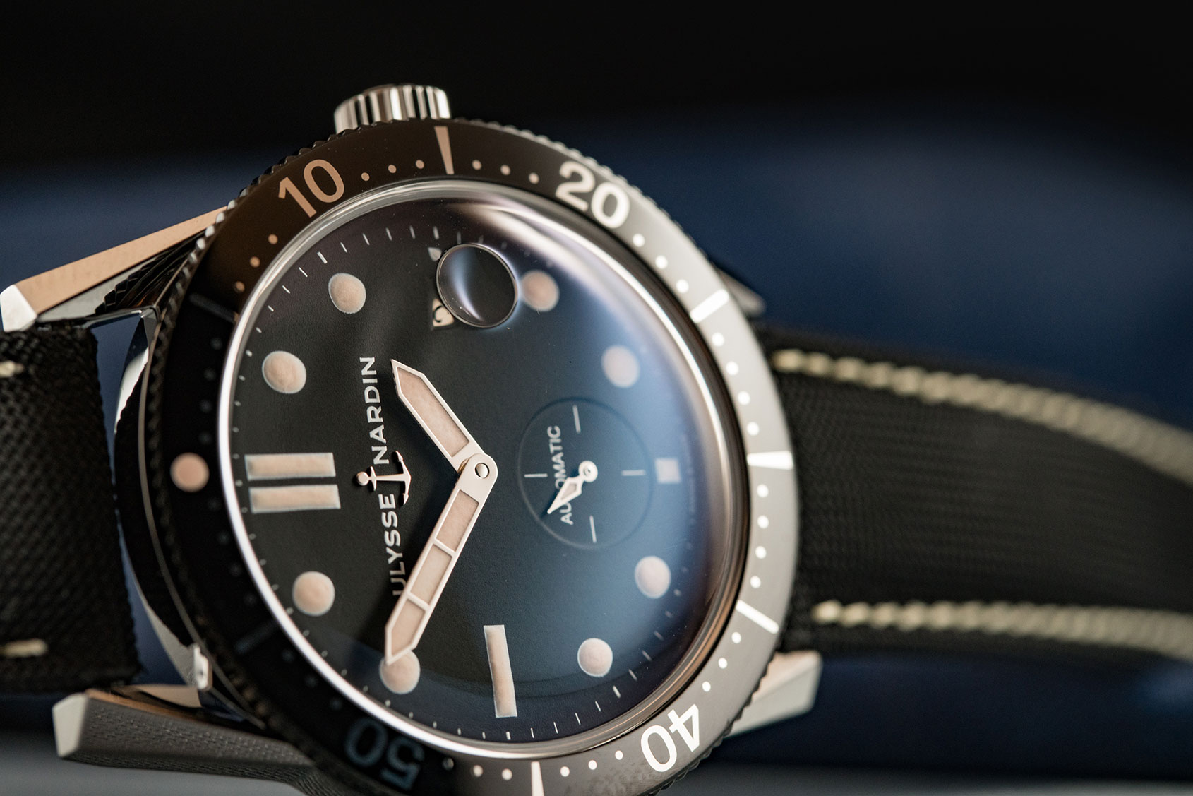 Ulysse Nardin Diver Le Locle: A Forgotten Classic Revisited