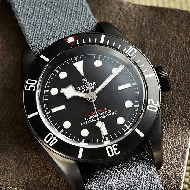 We take another look at the stealthiest member of Tudor Watch's Black Bay family. Hit the site for our review of the @tudorwatch Black Bay Dark...