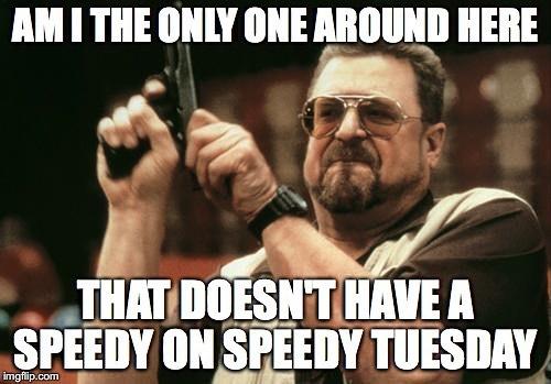 Every week. ️
