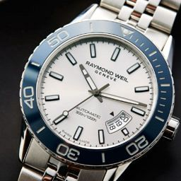 HANDS-ON: Take the plunge with the Raymond Weil Freelancer Diver