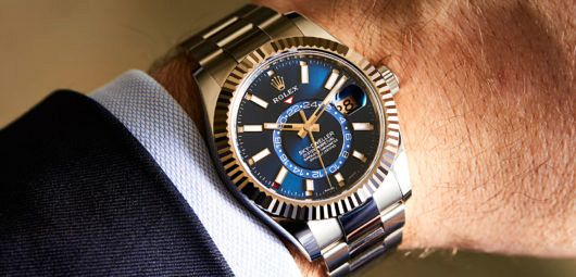 most complicated Rolex