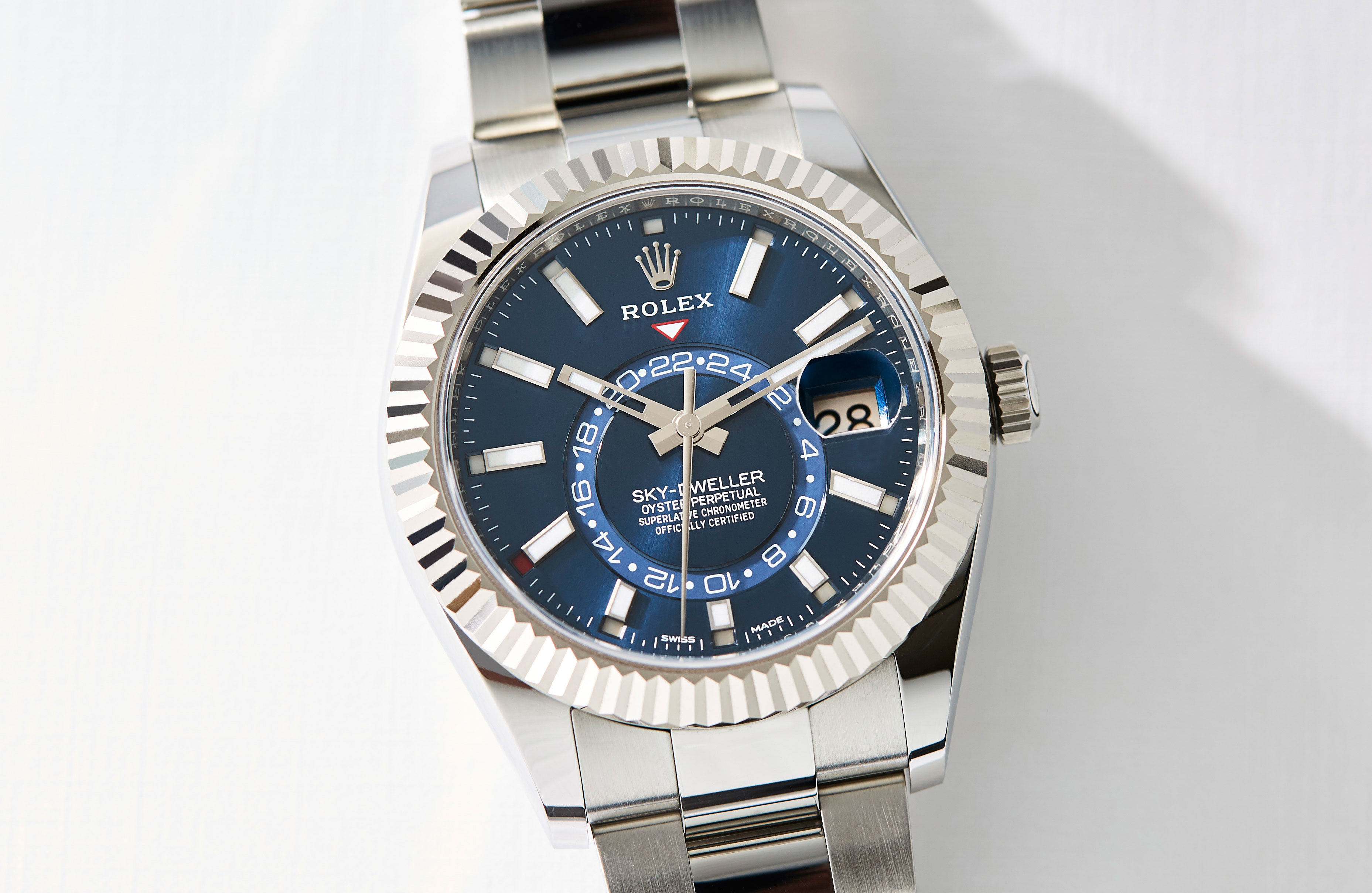 In Depth The Rolex Sky Dweller Comes Down To Earth