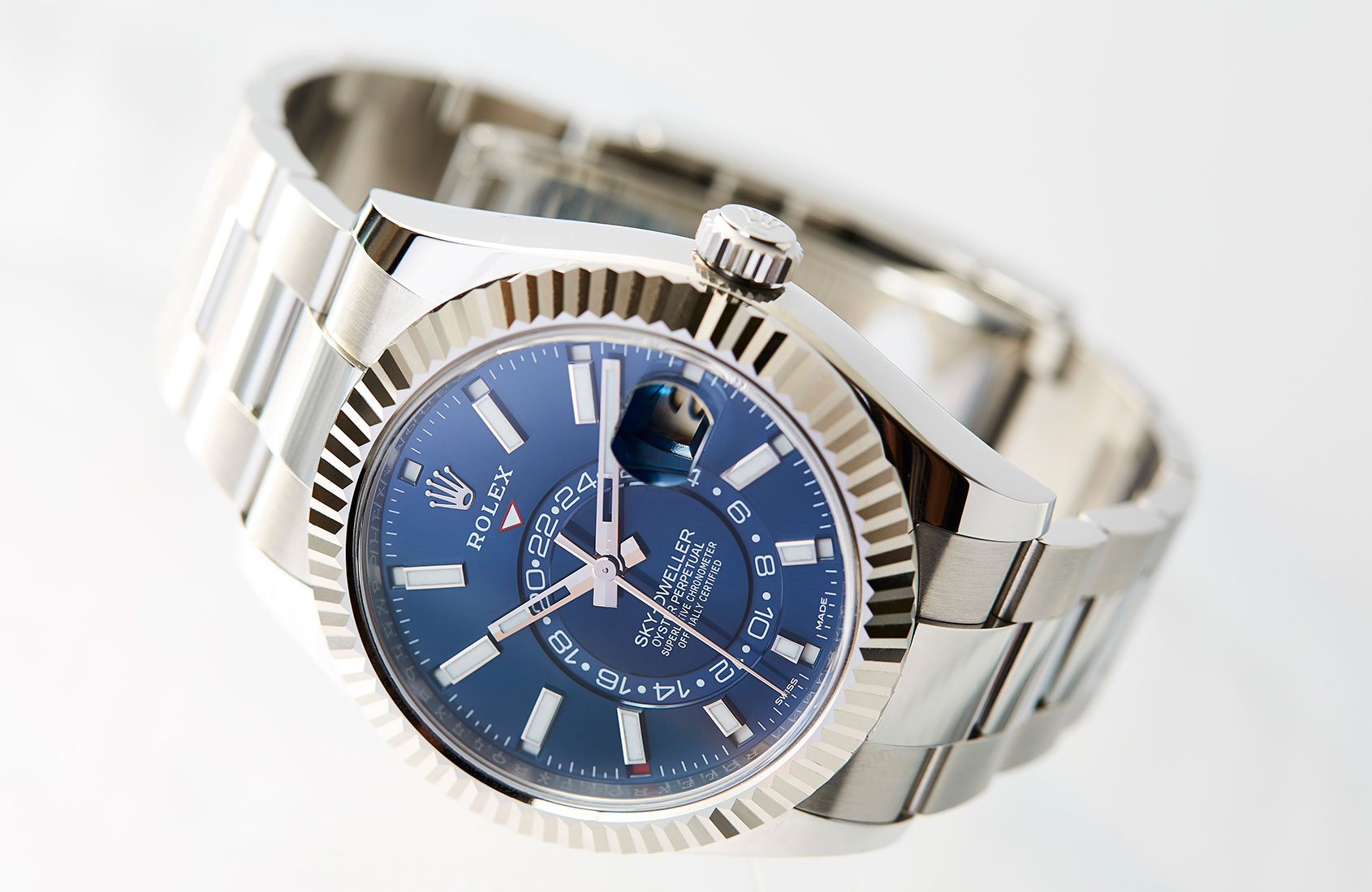 Rolex Sky,Dweller In,depth Review A Timepiece Comes Down to