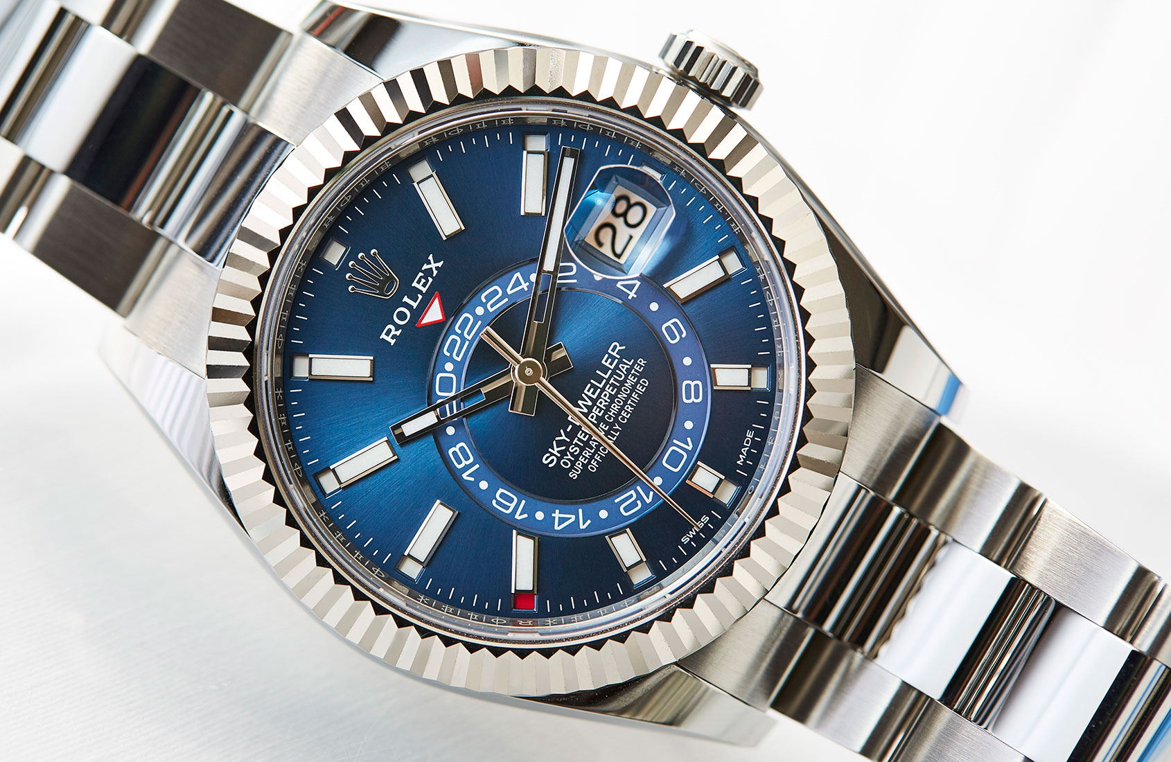 IN-DEPTH: The Rolex Sky-Dweller comes down to earth