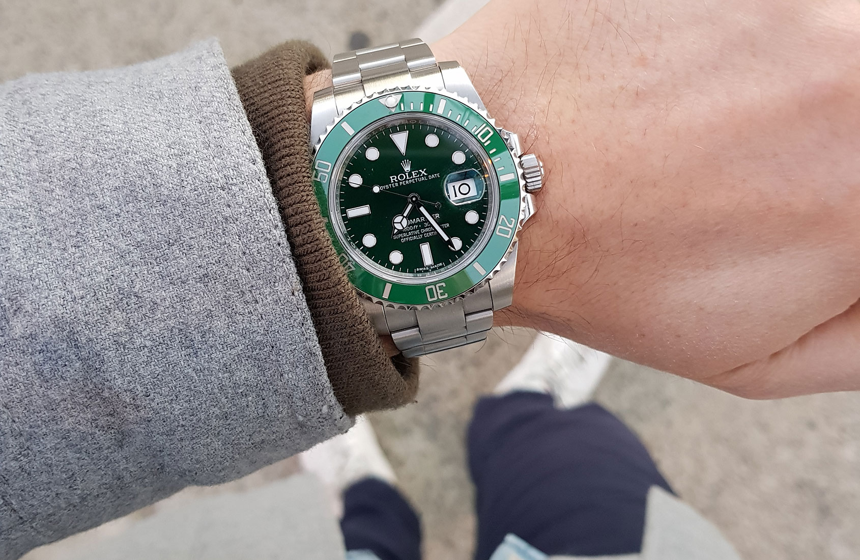 EDITOR\u0027S PICK Spending a year with the Rolex Submariner