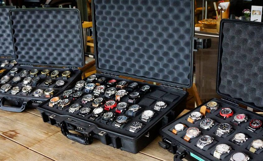 The Martinator Watch Case 845x517 - EDITOR'S PICK: Work getting in the way of your watch love? Here are 9 surefire tips to hiding the obsession