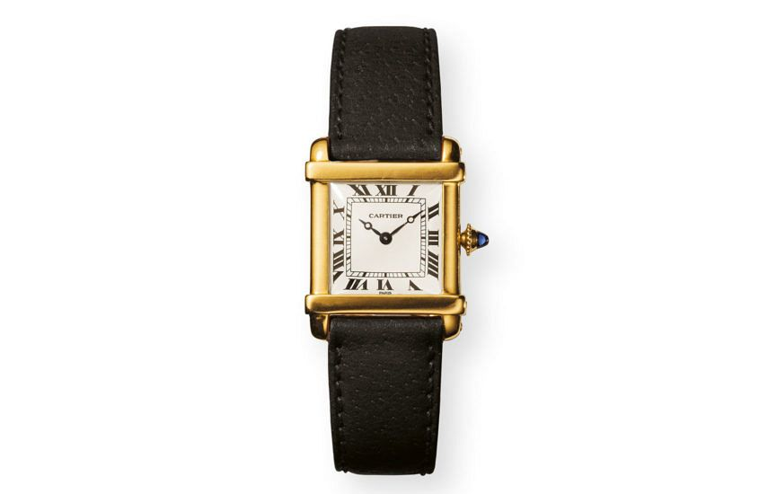 Cartier Tank Chinoise