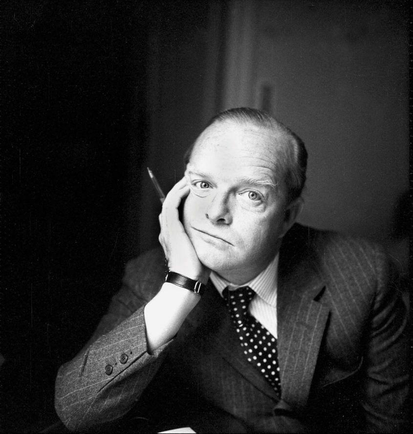 Truman Capote in 1973