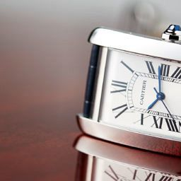 VIDEO: The Cartier Tank Américaine, now in steel