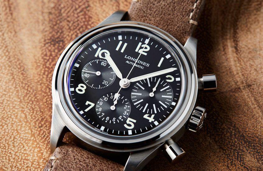 GPHG Winner Longines Watch