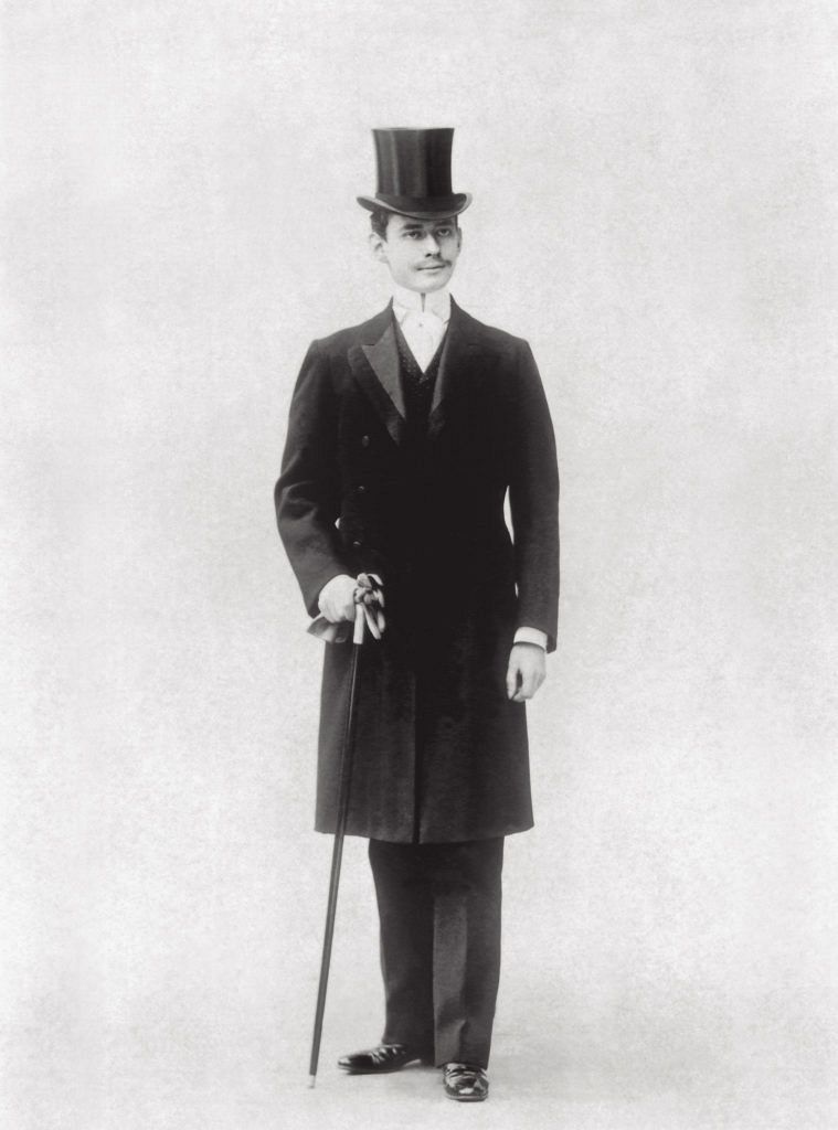 Louis Cartier.