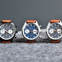 INTRODUCING: The Oak & Oscar Jackson Flyback Chronograph