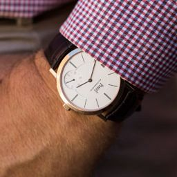 MY WEEK WITH: The Piaget Altiplano 40mm Ultra-Thin date pink gold
