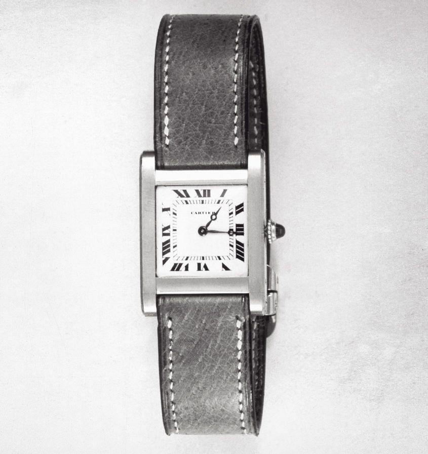 Cartier Tank Original 1919.