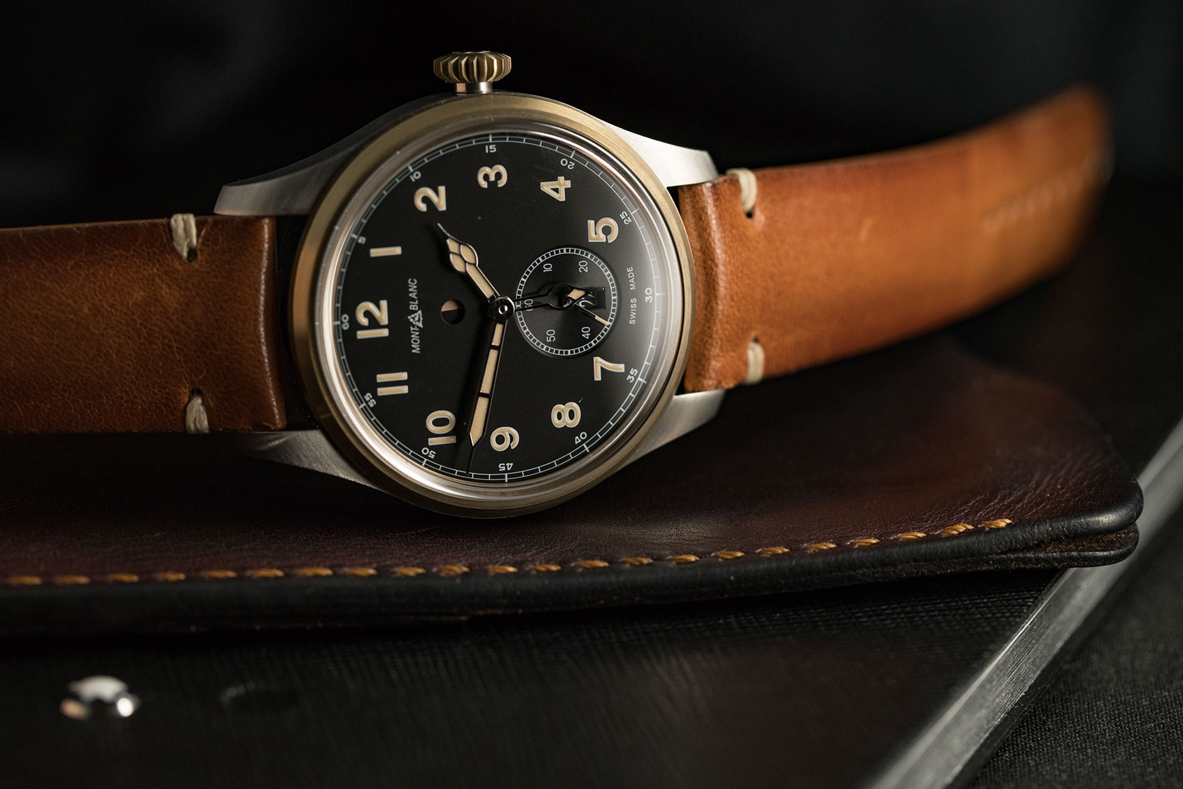Being a man of style, what outfits would you pair this with? Everything and anything. For me this watch is a true all-rounder, equally as comfortable on the ...