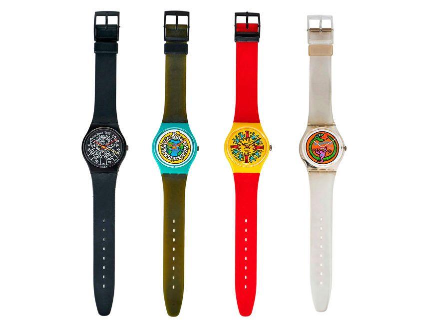 Swatch Quartz Swiss Watch Luxury