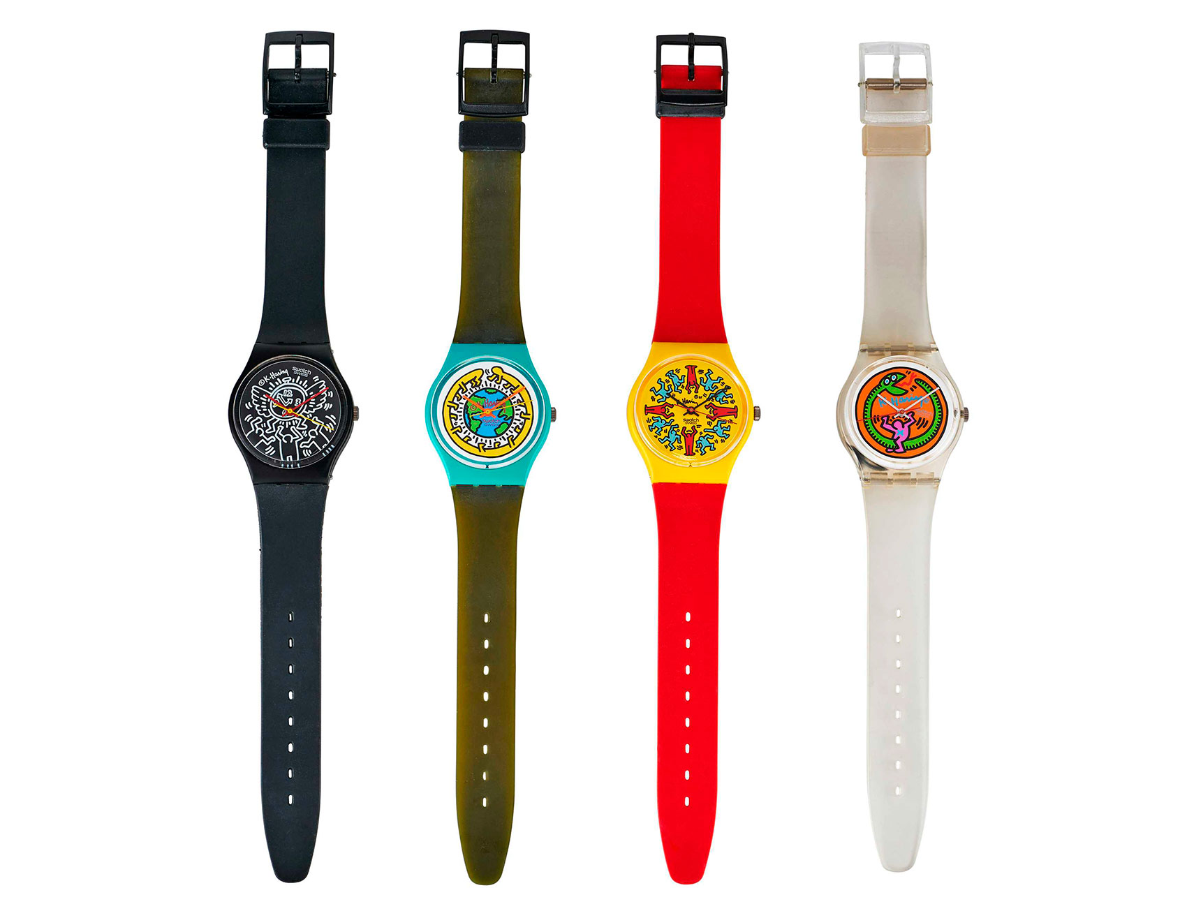 Swatch Quartz Swiss Watch Luxury