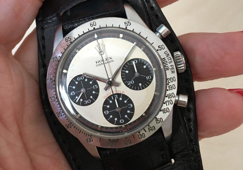 Not Talking Watches with Paul Newman