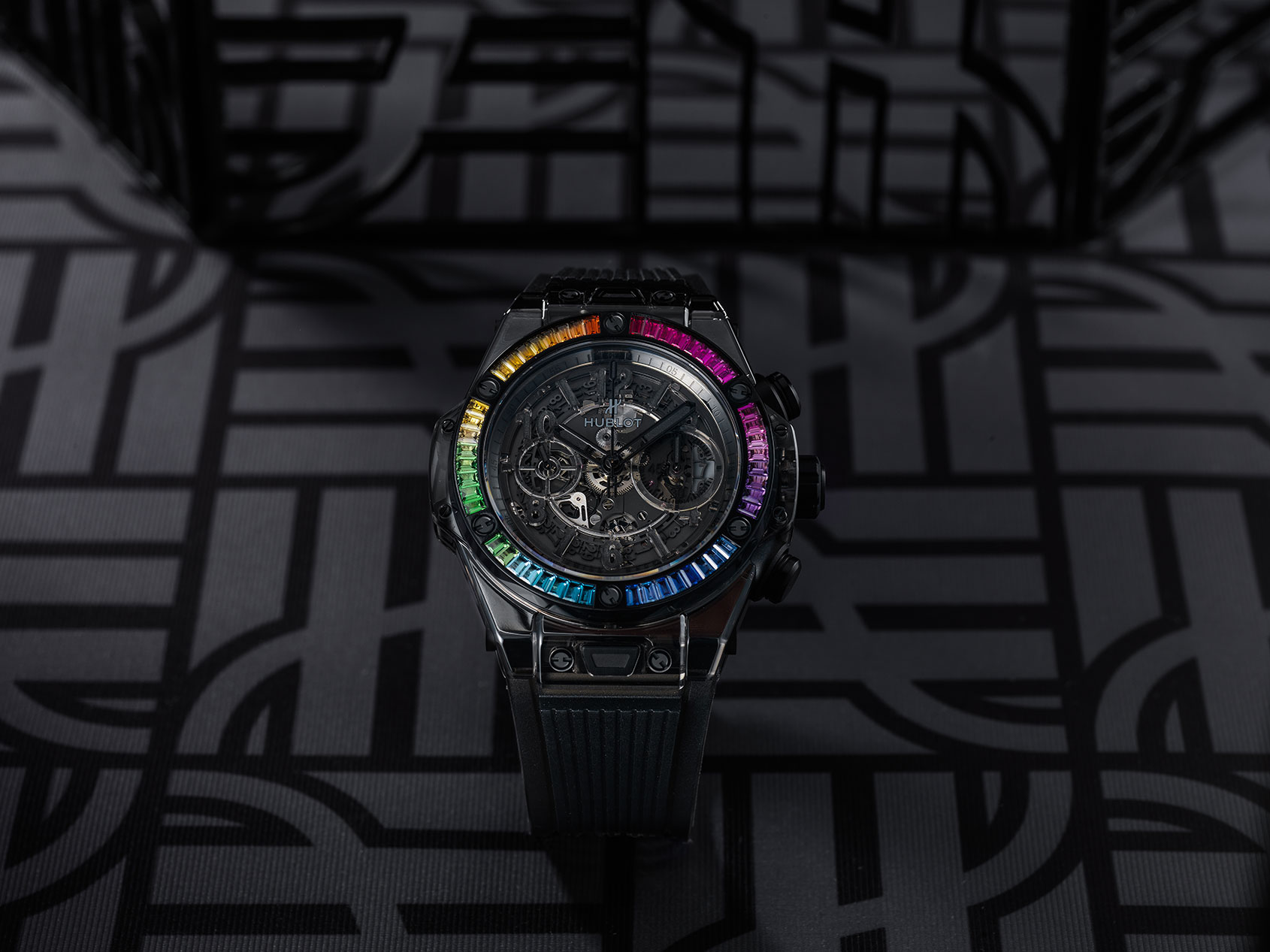 Hublot's Sapphire Evolution: 13 Watches with Ultimate ...