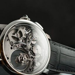 HANDS-ON: Cartier's complex marvel – the Rotonde de Cartier Minute Repeater Mysterious Double Tourbillon