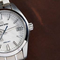 VIDEO: The purity of the Grand Seiko Spring Drive Snowflake