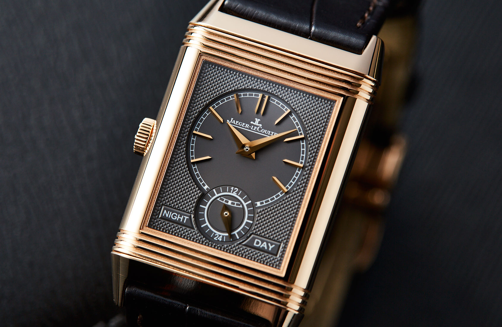fd0c5eec363c Jaeger-LeCoultre Reverso Tribute Duoface in pink gold Australian pricing