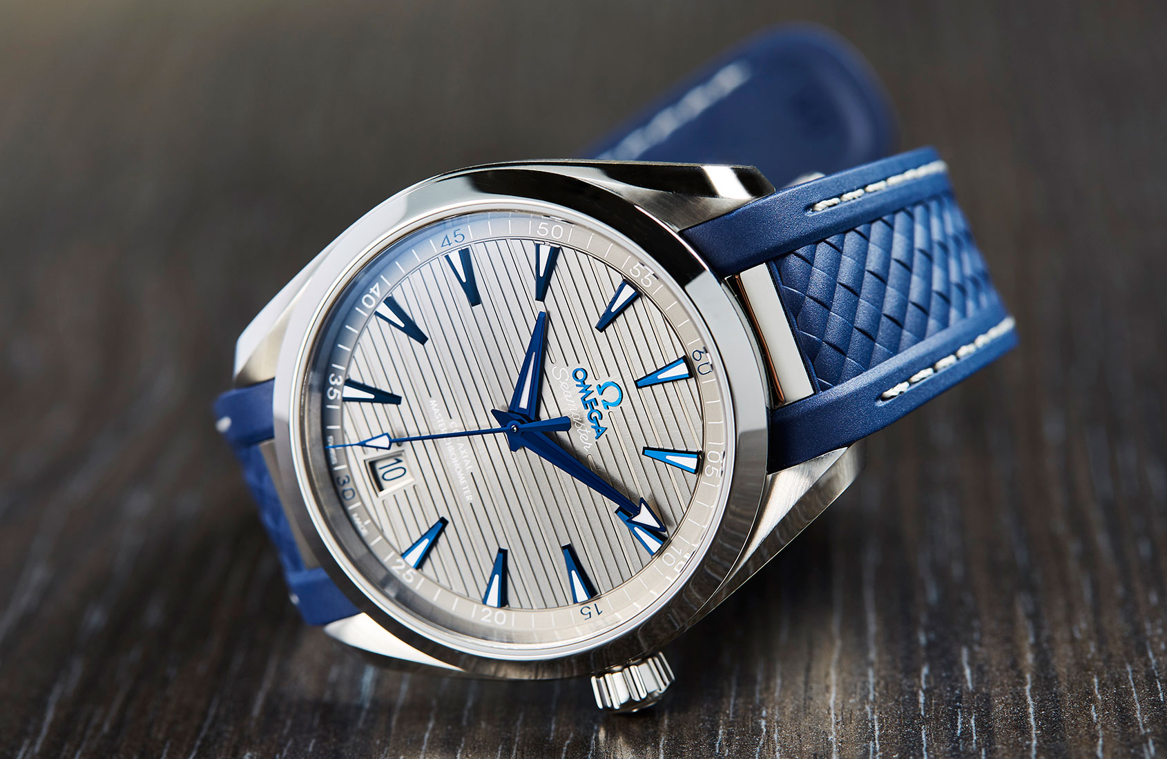 Video The Omega Seamaster Aqua Terra Is It The Only